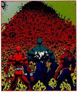 Planet of the Symbiotes (Story Arc) - Comic Vine