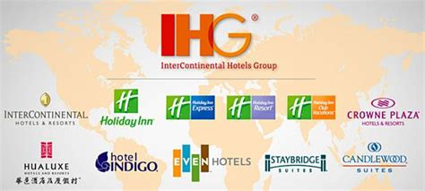intercontinental hotels group a few things shy of a good