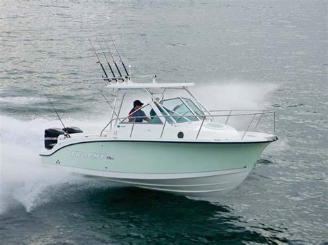 Trophy Boats Models by Research 2009 Trophy Boats 2502 Walkaround On Iboats