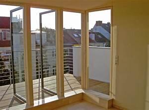 Dachausbau Mit Fenster : dachausbau dacherneuerung mit gaube balkon ~ Lizthompson.info Haus und Dekorationen