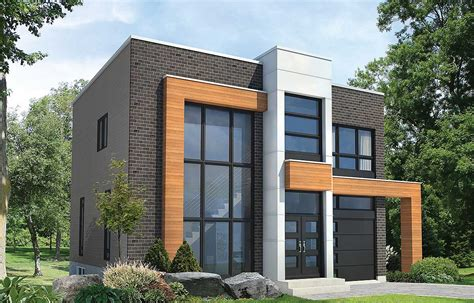 Open Concept Modern House Plan
