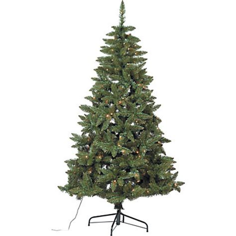 homebase christmas trees image for 6ft aspen tree from storename