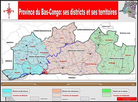 Tout savoir sur la Province du Kongo Central