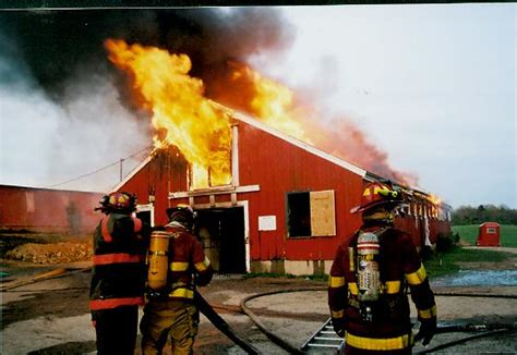 Barn Fires by Barn Property Adjustment Corporation