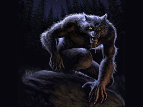 Haunted Werewolf Transformation Magick Spell Instant