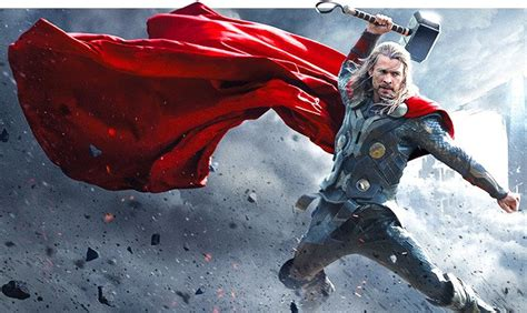 race god to norse god chris hemsworth thor two workout