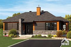 Images for plan de maison moderne au quebec desktophddesignwall3d.ga