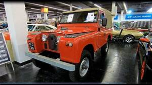 Land Rover Series 2 Softtop 88 U0026quot  Safari 1959 Walkaround   Interior