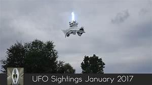 UFO Sightings Must See Footage January 24th 2017 ...