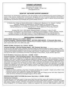 resume format of desktop support engineer junior desktop support resume sales support lewesmr