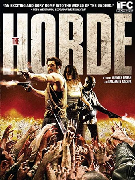 zombie horror movies countdown movie horde hoard genre