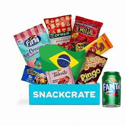 Snack Snacks Brazil Brazilian Drink Recipes Crate