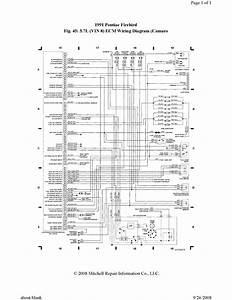 1991 Pontiac Firebird Ecu Wiring Diagram Needed