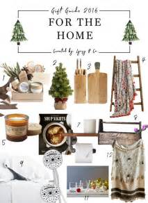 Home Decor Gift Ideas by Gift Guide Home Lynzy Co