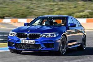 2018 Bmw M5  New Car Review