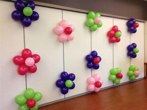 balloon flower wall balony decoration ballon deco
