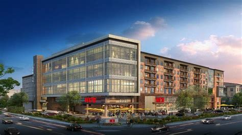 New Mixed-use District Welcomes Innovative H-e-b At
