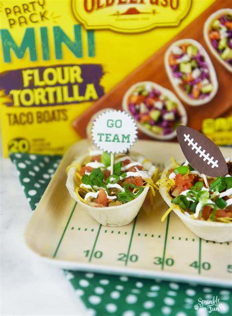 Taco Burrito Boats by El Paso Taco Boats