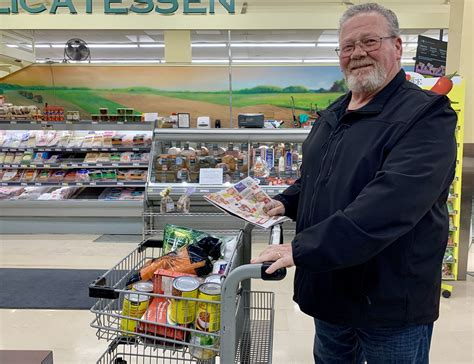 Senior only shopping hours available   Simcoe Reformer