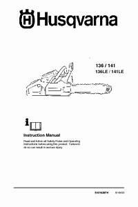 136  141  136le  141le Manuals