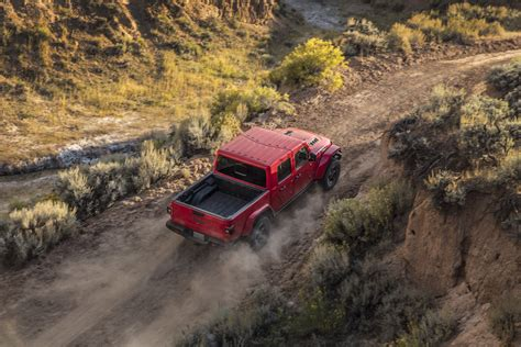 2018 Jeep Gladiator Rear Wallpapers
