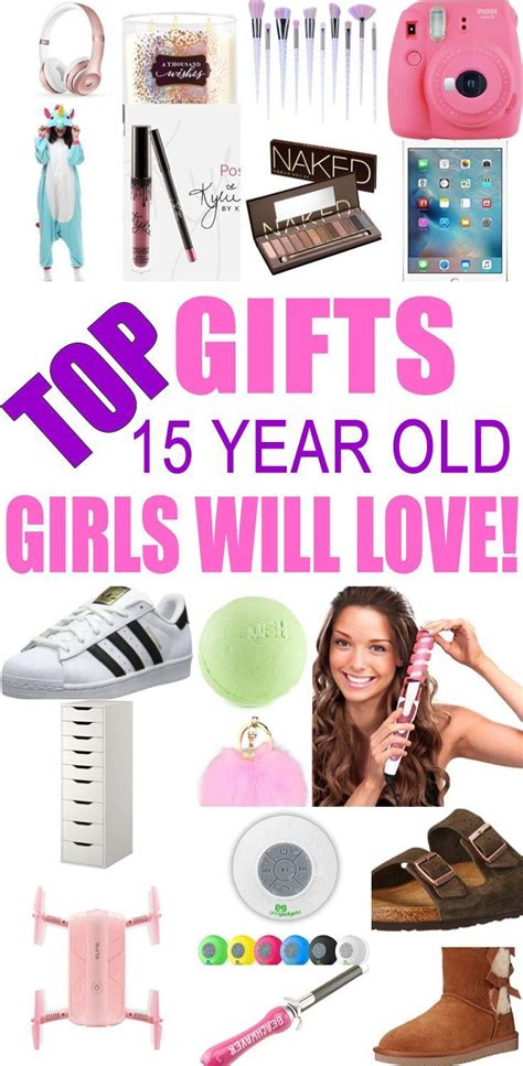 christmas gift girls fifteen years olds top gifts for 15 year best gift suggestions