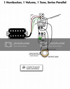 Single Humbucker Wiring