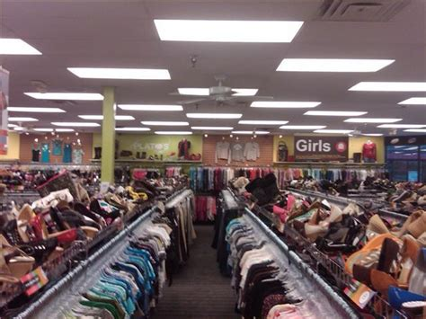 our store inside ii from platos closet in saginaw mi 48604