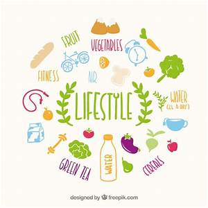 Healthy Lifestyle Vectors, Photos and PSD files | Free ...