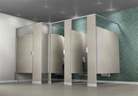 bathroom stall dividers material restroom partitions stalls