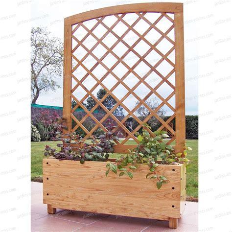 Jardinière Avec Treillis Impressionnant Jardini 232 Re Avec Claustra Avec Jardinia 168 Res Brise Vue Au Collection Des