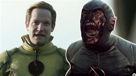 Reverse Flash vs Black Flash! - Legends of Tomorrow Season ...