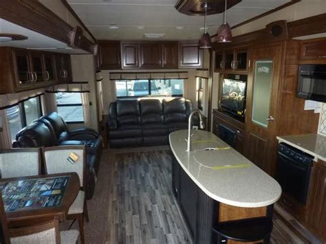 solitude 5th wheel interior features all about cers all about cers