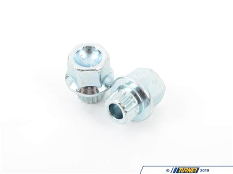 genuine bmw wheel locks         turner motorsport