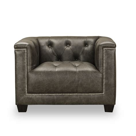 luxury leather tufted dining chair awesome