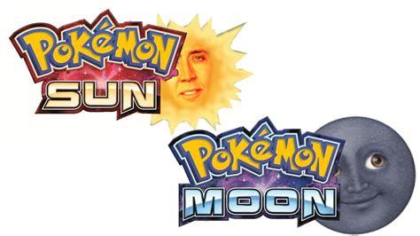 Pokemon Sun And Moon Memes - pokemon sun and moon leaked image pokemon sun and moon cover parodies know your meme
