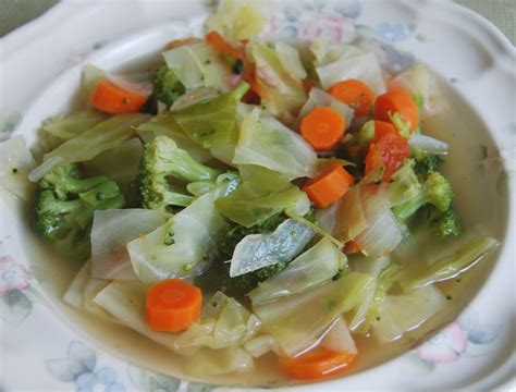 canbage soup cabbage vegetable soup recipes dishmaps