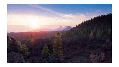 Mountain Sunrise Mountains Sky Gifs Tenor