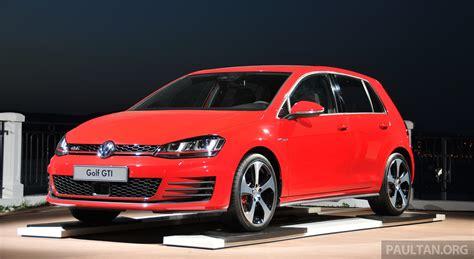 2019 Volkswagen Golf Gti Will Come In Three Variants
