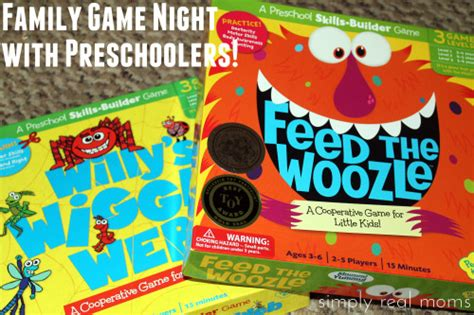 family with preschoolers 869 | family game night with preschoolers cooperative games 500x333