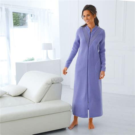 robe de chambre coton la mode des robes de robe de chambre longue coton