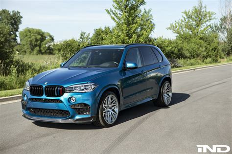 Long Beach Blue Bmw X5 M Gets A Makeover