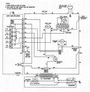 Thermador Mbes Microwave Wiring Diagram