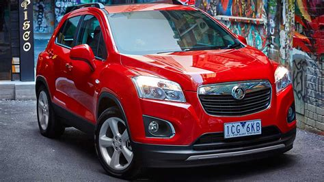 The $28,990 flagship trax ltz falls short on. 2014 Holden Trax LTZ 1.4 iTi turbo review   CarsGuide