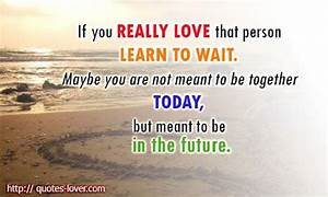 meant to be together quotes | ... -you-are-not-meant-to-be ...