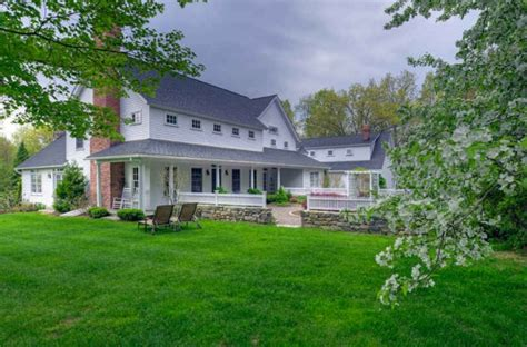 Charming Connecticut Home by A Charming Country Cape For Sale In Connecticut