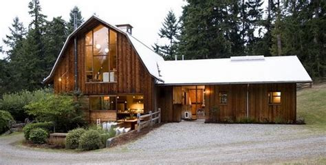 Small Barns To Live In by 13 Barns We D Be Happy To Live In Nation