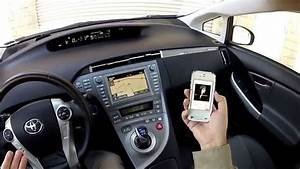 Interior 2012 Toyota Prius Plug