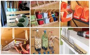 Ordnung Schaffen Ideen : ordnung in der garage clevere organisation ideen ~ Watch28wear.com Haus und Dekorationen