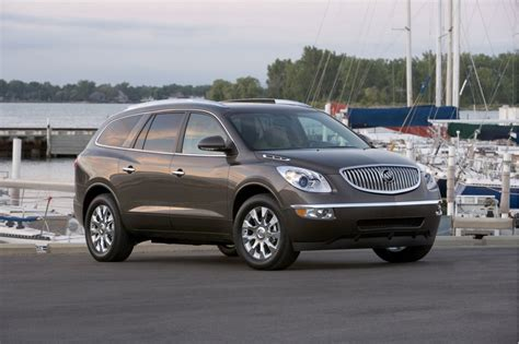 2011 buick enclave pictures photos gallery motorauthority